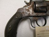 Smith & Wesson S&W 32 DA, 4th Model, Blued Double Action - 2 of 15