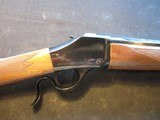 Winchester 1885 Hunter High Grade, 6.5 PRC Shot Show Speical, Factory Demo 534282294