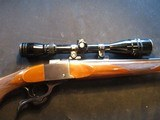 Ruger Number 1 22-250 Varmint, Early Red pad, Clean gun!