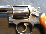 Smith & Wesson S&W Model 13 - 3, 357 Mag, Nice early gun! - 12 of 13