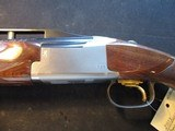"""Browning 725 Citori Trap Combo, 12ga, 32"""" and 34"""" unsingle, Factory Demo 0135884015 - 18 of 19"""
