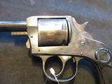 """Unmarked revolver, 38 S&W, 4.5"""" Single and Double Action - 10 of 11"""