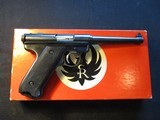 Ruger Mark 1 MK 1, 1972, MINT In box! - 1 of 12