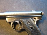 Ruger Mark 1 MK 1, 1972, MINT In box! - 9 of 12