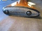 "Browning BSS 20ga, 26"" IC/M, 3"" chambers, CLEAN! 1972 - 9 of 17"