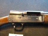 "Browning A5 Auto 5 Belgium Magnum 12ga, 30"" Choke, 1975 - 1 of 18"