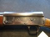 "Browning A5 Auto 5 Belgium Magnum 12ga, 30"" Choke, 1975 - 17 of 18"