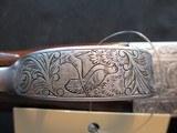 Browning BT99 BT 99 Pigeon Grade, Grade 5 Hand Engraved, 1981 Cased CLEAN - 18 of 25