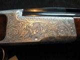 Browning BT99 BT 99 Pigeon Grade, Grade 5 Hand Engraved, 1981 Cased CLEAN - 3 of 25