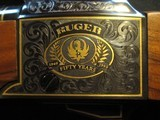 Ruger Number 1 45/70 50th Anniversary, 1999, new in box - 21 of 22