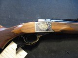Ruger Number 1 45/70 50th Anniversary, 1999, new in box - 1 of 22