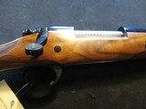 Remington 700 Custom Grade 2, Custom Shop French Walnut, 300 Weatherby