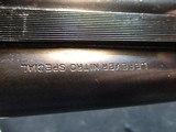 """Lefever Nitro Special, 20ga, 26"""" 1935, Nice old gun! - 8 of 18"""
