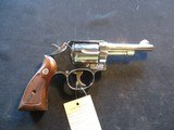 """Smith & Wesson S&W 12 12-3 Nickel, Airweight, 4"""" Clean"""