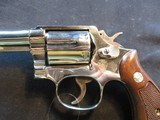 """Smith & Wesson S&W 12 12-3 Nickel, Airweight, 4"""" Clean - 11 of 12"""
