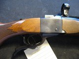 """Ruger Number 1 243 Winchester, 26"""" made 2007, Scope Rings, Clean!"""
