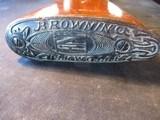 "Browning A5 Auto 5 Belgium Standard, 12ga, 30"" 1954 - 10 of 19"