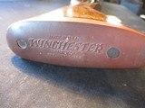 "Winchester Model 12 Heavy Duck, 12ga, 30"" Full, Plain barrel, 1954 - 9 of 18"