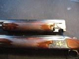 "Browning Superposed Presentation Grade 2, 12ga, 28 and 30"" combo, Briley Sub gauge tube set 1977 - 24 of 25"