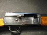 """Browning A5 Auto 5 Belgium Magnum, 12ga, 28"""" 1966"""