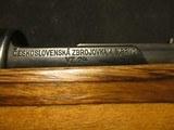 CZ VZ-24 Custom Bench Rest Rifle, 8mm-06 1970's build. - 19 of 20