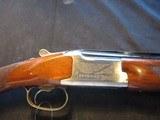 """Browning Citori 425 Sporting, 20ga, 28"""" used in box, 1995"""