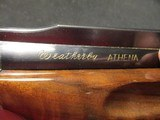 """Weatherby Athena Trap, Side Plate 12ga, 32"""" Weatherby chokes, Clean! - 5 of 21"""