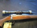"Remington 722, .300 Savage, 24"" barrel, Weaver KV Scope, Nice early rifle! - 1 of 20"