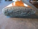 """Browning A5 Auto 5 Belgium Light twelve, 12ga, 30"""" Made 1954 - 10 of 18"""