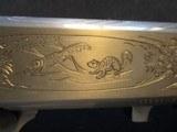 Browning SA-22 Japan, Grade 2, Hand engraved, made 1982, Clean! - 4 of 22
