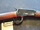 "Winchester 1892 Short Rifle, 44 Remington mag, 20"" NIB 534162124"
