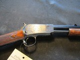 Winchester 1890 90 22 WRF Angelo Bee Engraved, Beautiful!