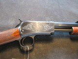 Winchester 1890 90 22 LR Angelo Bee Engraved, Beautiful!
