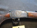 Winchester 63 22 LR Angelo Bee Engraved, Beautiful!