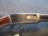 Winchester 61 22 S, L, LR, Clean, Made 1950, Smooth top receiver!