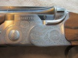 Beretta ASE 90 ASE90 Engraved Limited Edition Pair, 2008, NIB! - 15 of 16