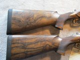 Beretta ASE 90 ASE90 Engraved Limited Edition Pair, 2008, NIB! - 3 of 16