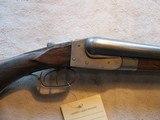"Ithaca Field NID, 12ga, 30"" Project gun, made 1903"