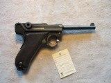 DWM Luger, American Eagle 9mm, Clean classic pistol!
