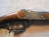 J P Sauer Single Shot Stalking Rifle, 9.3mm, Double trigger
