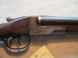 """Hunter Arms, The Fulton, by LC Smith, 16ga, 28"""" IC/Mod Double Triggers, Nice!"""