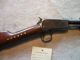 """Winchester 1906 06, 22 S L LR, 20"""", Made 1911 From the Crow Reservation Montana"""