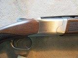 "Browning Cynergy CX Feather 12ga, 28"" NIB 018724304"