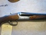 """Beretta 486 Parellelo, 12ga, 30"""" Pistol Grip, Special Order, NIB!"""