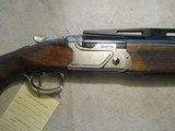 "Beretta 694 ACS Sporting, 12ga, 32"" Like new in case, 2021 J694A12"