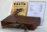 Fine Custom Kentucky Flintlock Pistol by Alvin A. White