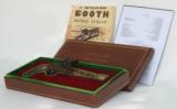 Fine Custom Kentucky Flintlock Pistol by Alvin A. White - 2 of 4