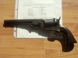 SOUTH CAROLINA HARTFORD COLT NAVY REVOLVER