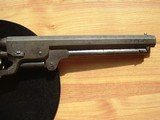 EARLY HARTFORD COLT NAVY REVOLVER WITH PERIOD IVORY GRIPS - 11 of 12