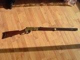 MODEL 1866 (YELLOWBOY) WINCHESTER RIFLE